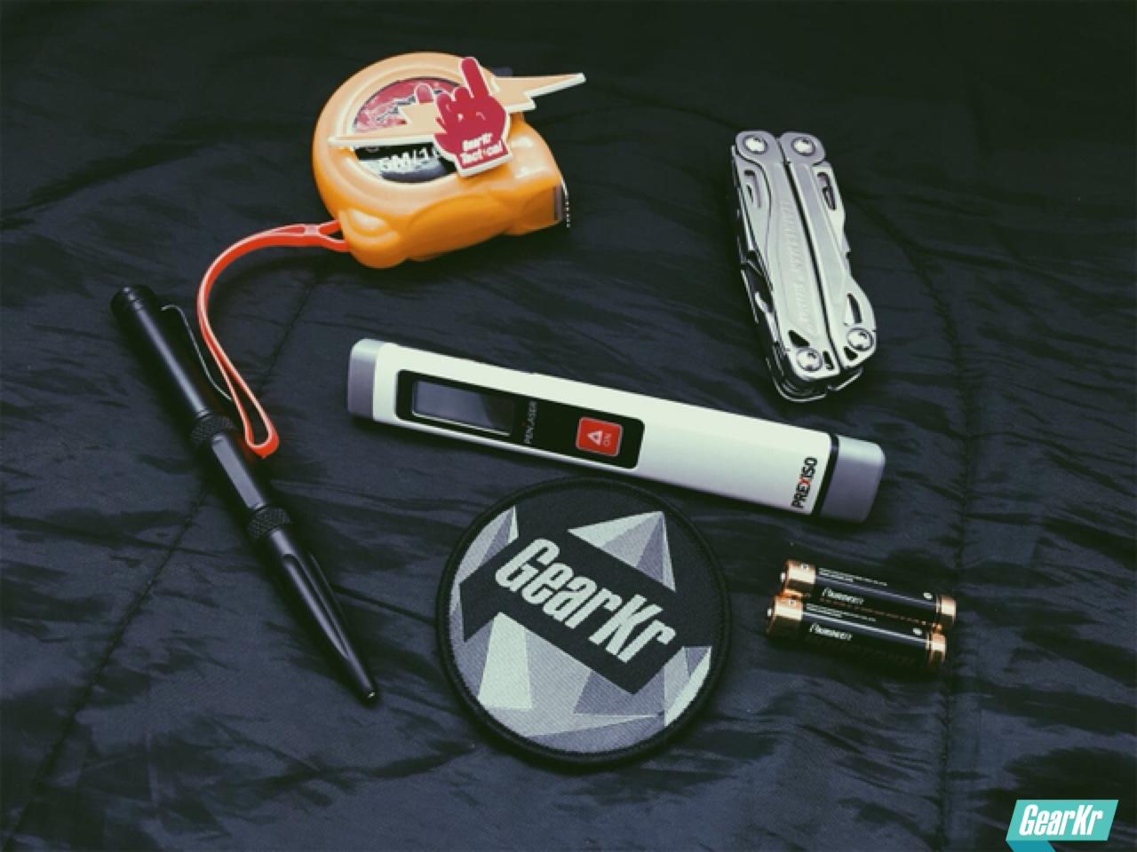 英吹斯挺?—PREXISO P10笔式激光测距仪评测