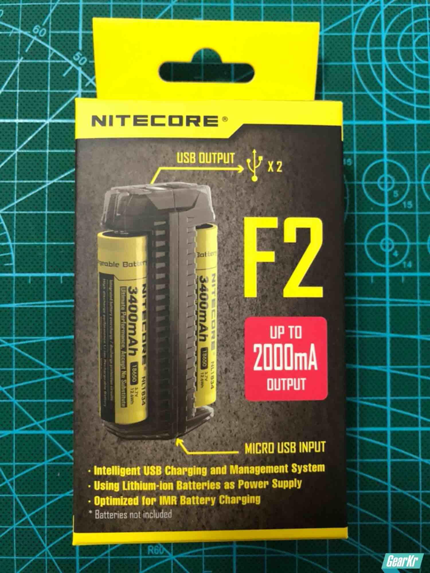 奈特科尔F2,一个可以当充电宝的充电器