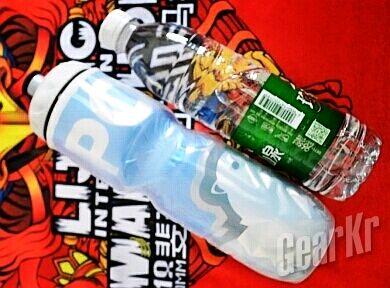 """运动专业户——""""Polar Bottle"""" 北极熊水壶"""