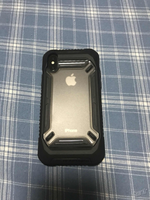 肥熊EDC苹果iphone X战术防摔手机壳评测感受
