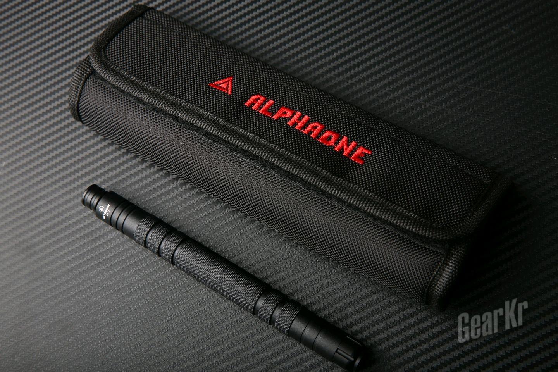 """""""筷子兄弟""""ALPHAONE 便携型CP-12凸轮机械棍测评"""